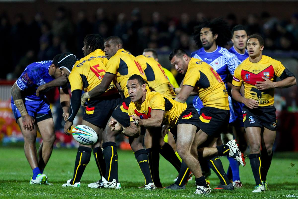 Rugby League 9s looks to expand Pacific footprint