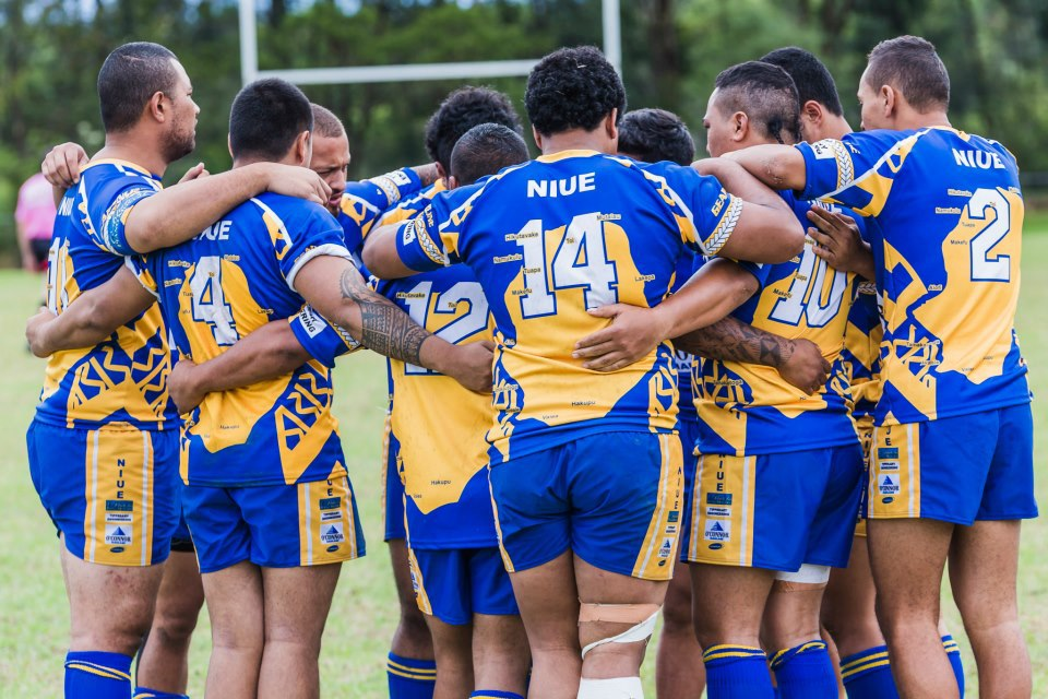 Niue name train-on squad for Philippines International