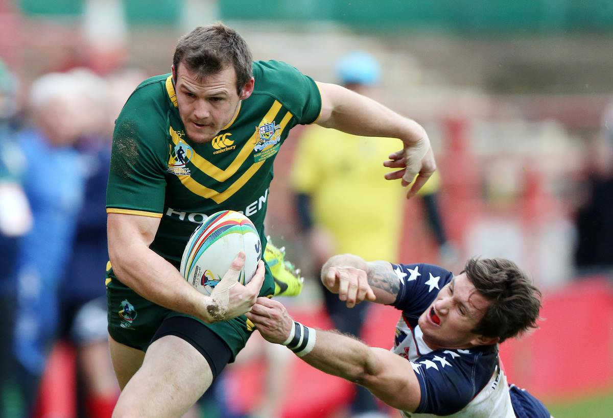 Kangaroos to play historic test in Wollongong