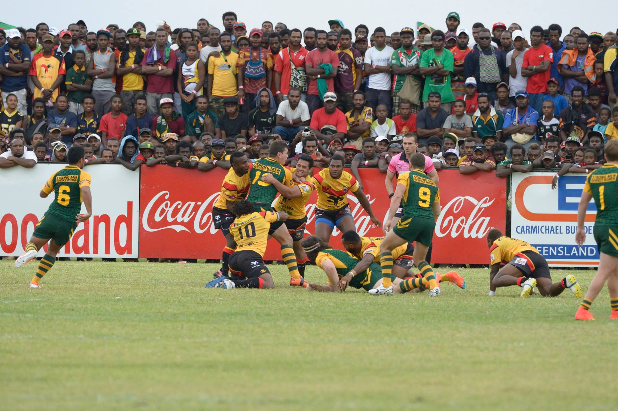 Sir John Guise Stadium to host 2015 Prime Ministers Challenge