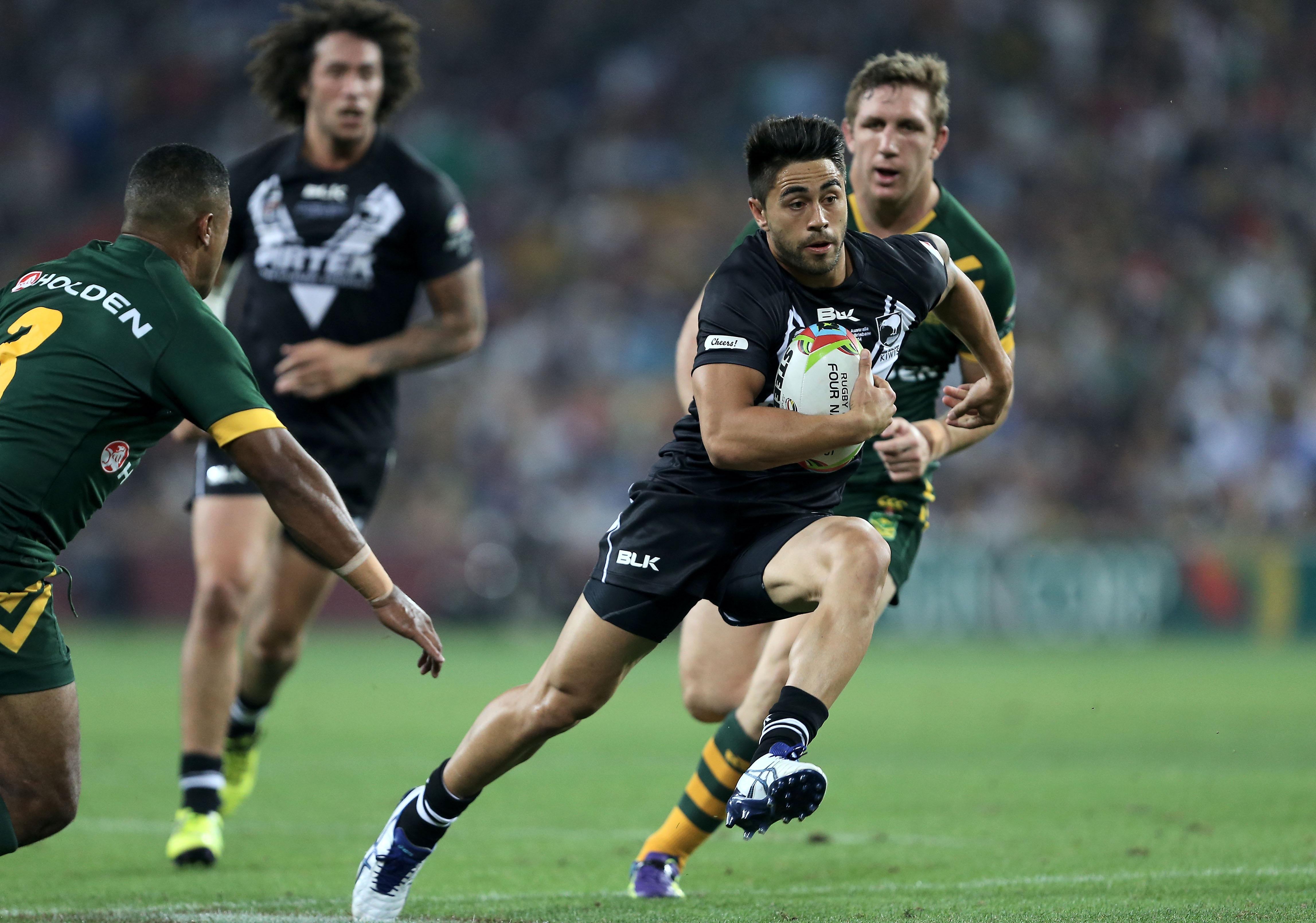 Australian Kangaroos v New Zealand Kiwis Match Preview