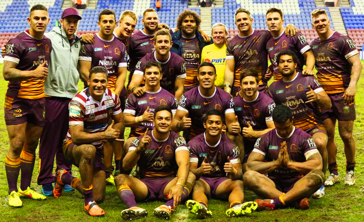 Broncos pip Wigan in Golden Point extra time