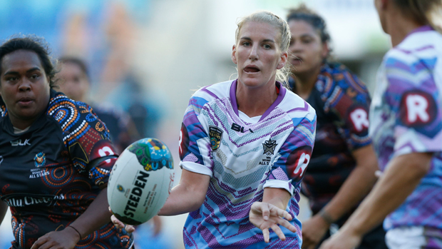 NRL Women too strong for Indigenous All Stars