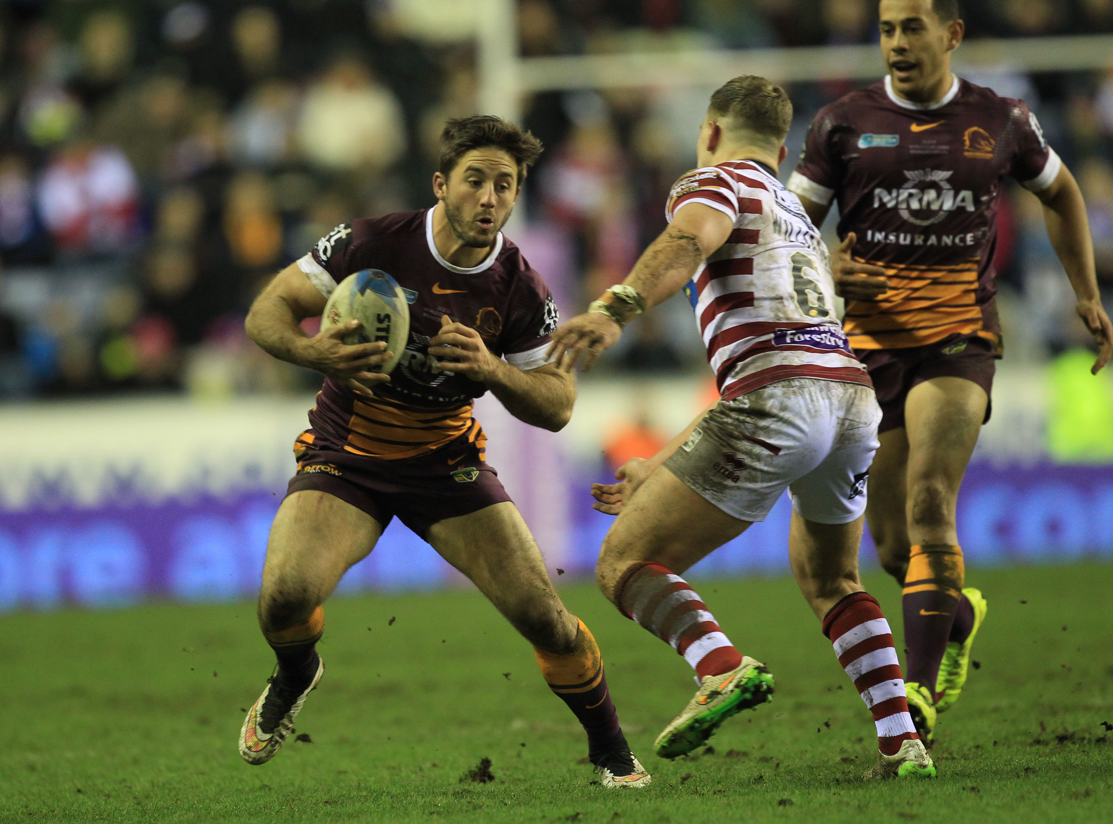 Teams confirmed for 2016 World Club Series
