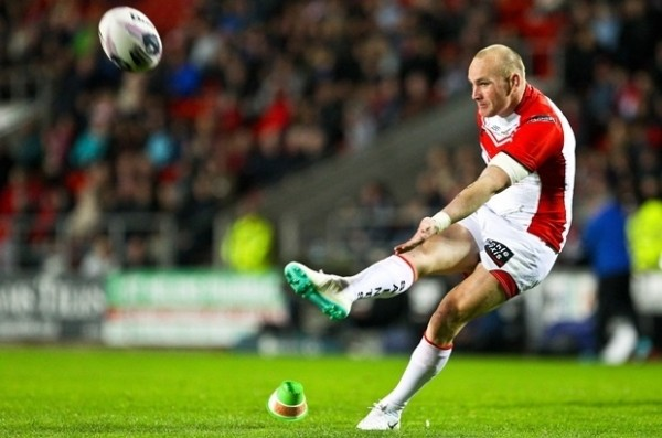 Walsh out of World Club Series for St Helens