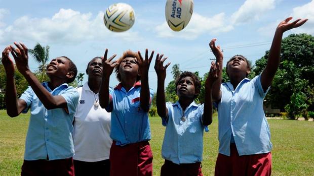 League Bilong Laif program commences in Bougainville