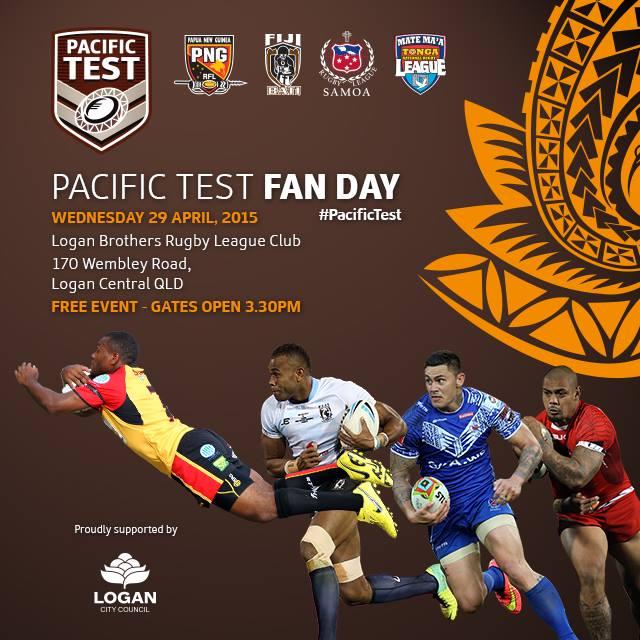 Pacific Test Fan Day