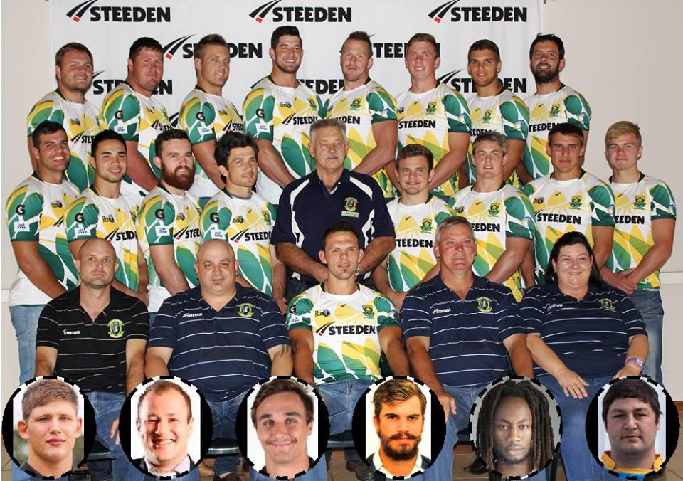 Rhinos name team for Niue match