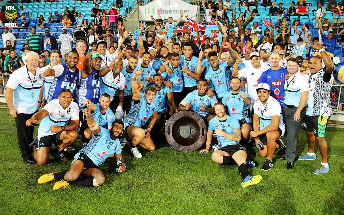 Fiji Bati squad named for PNG Test