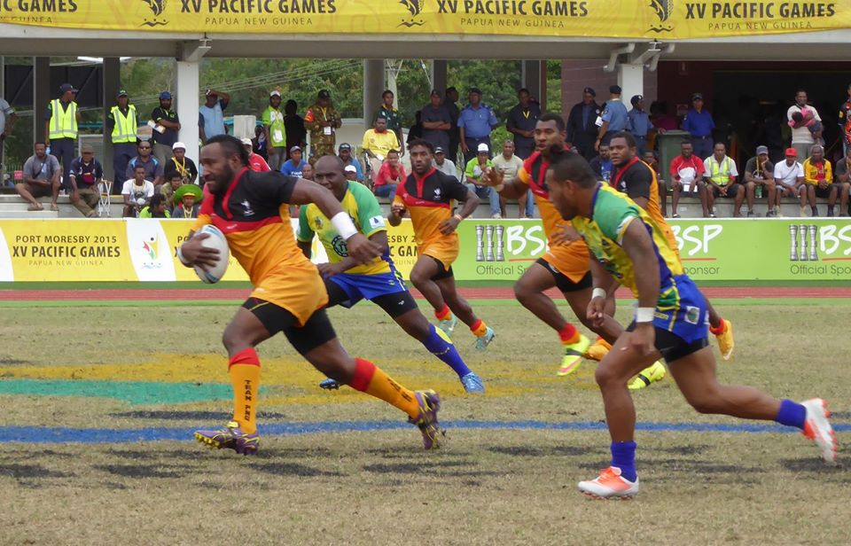 Solomon Islands name train-on squad for Pacific Games
