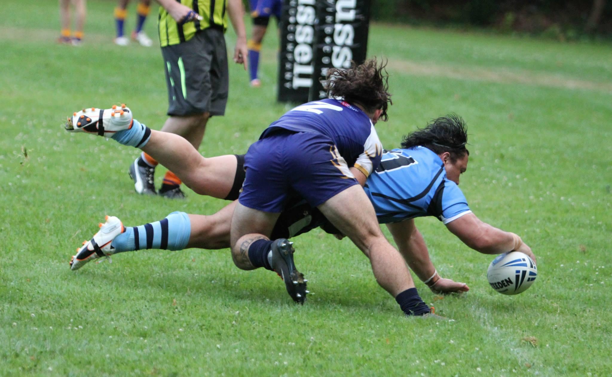 NSW Tertiary Representative team defeat British Columbia