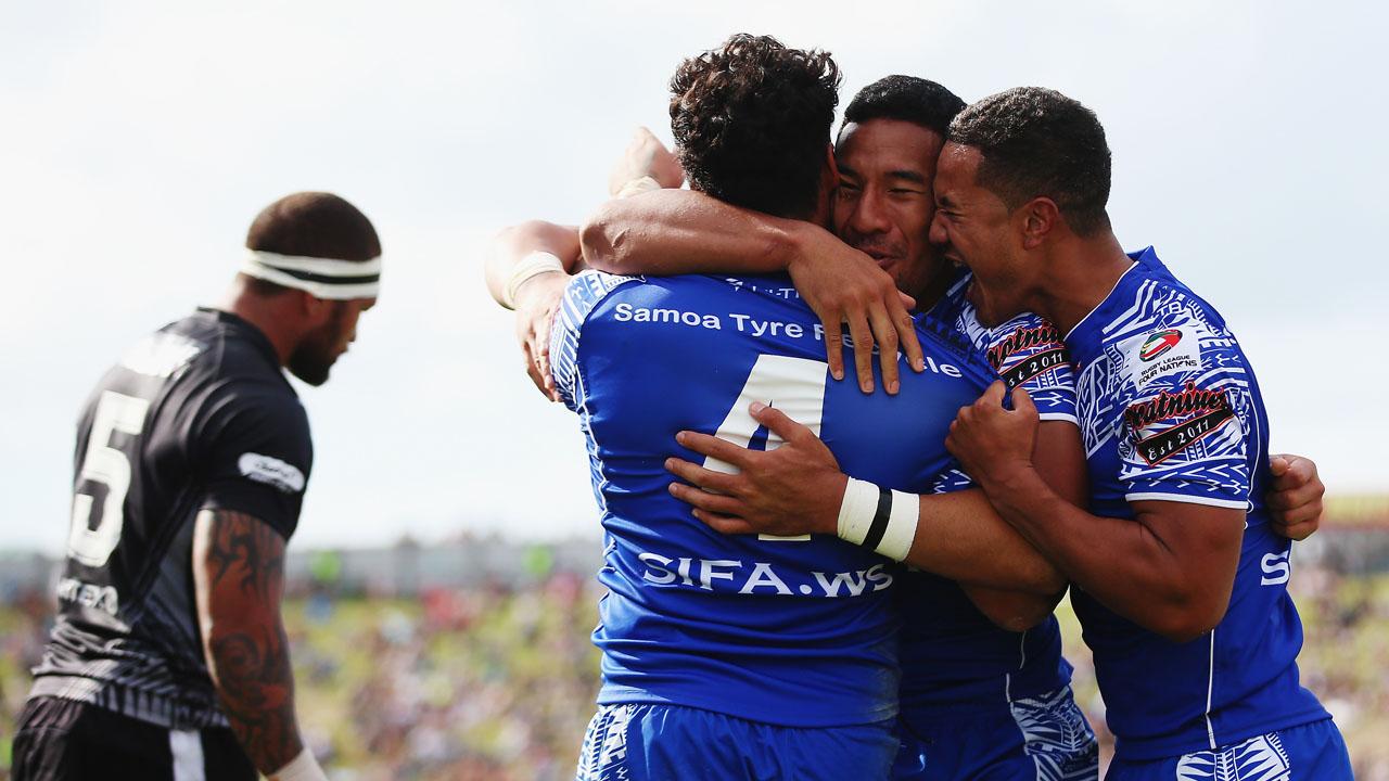 Samoa to host Fiji in Apia in October