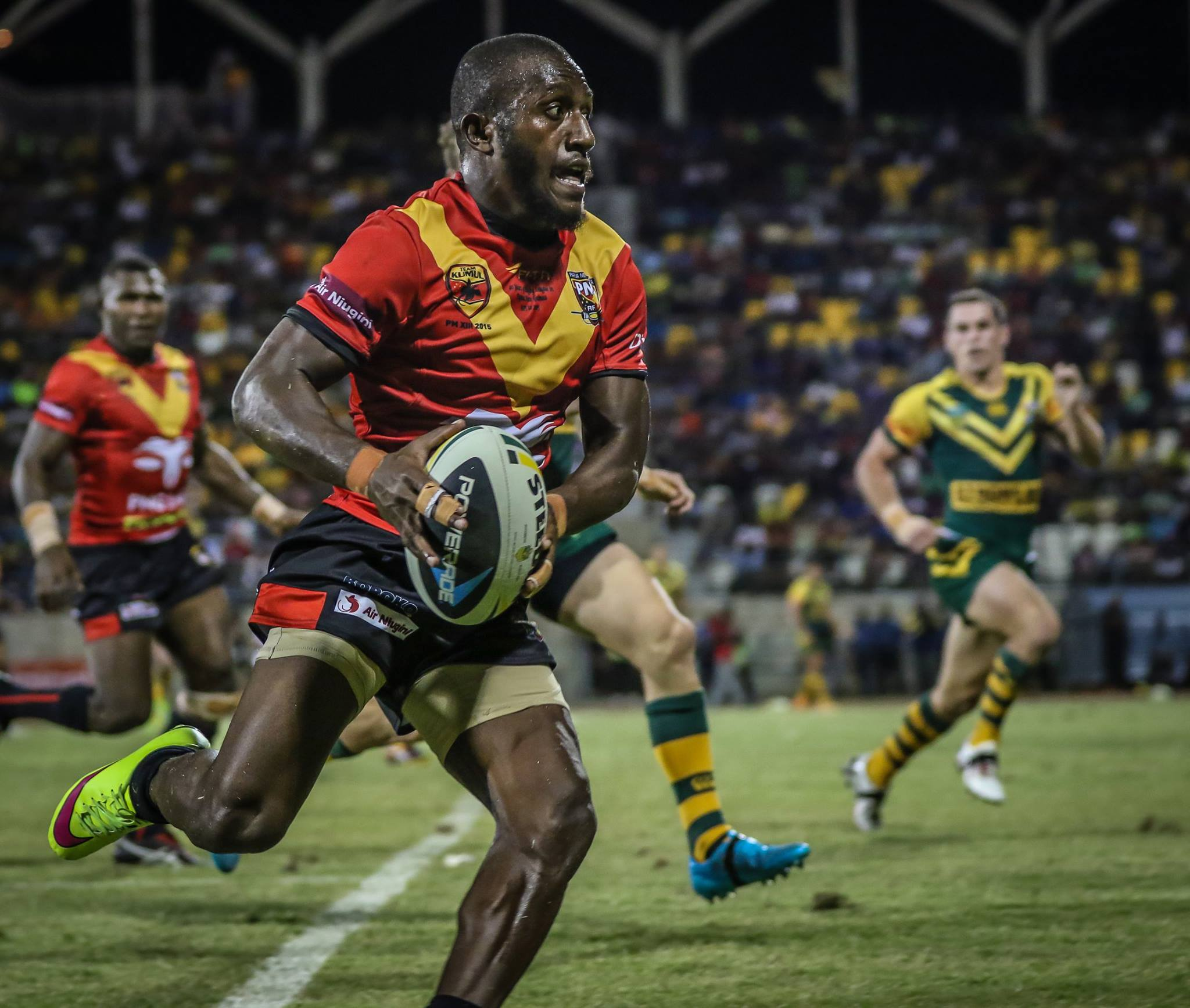 PNG to host three World Cup pool games in 2017