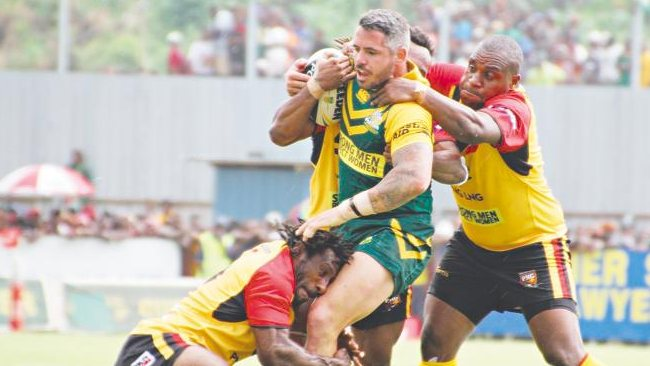 PNG name Prime Ministers Challenge squad