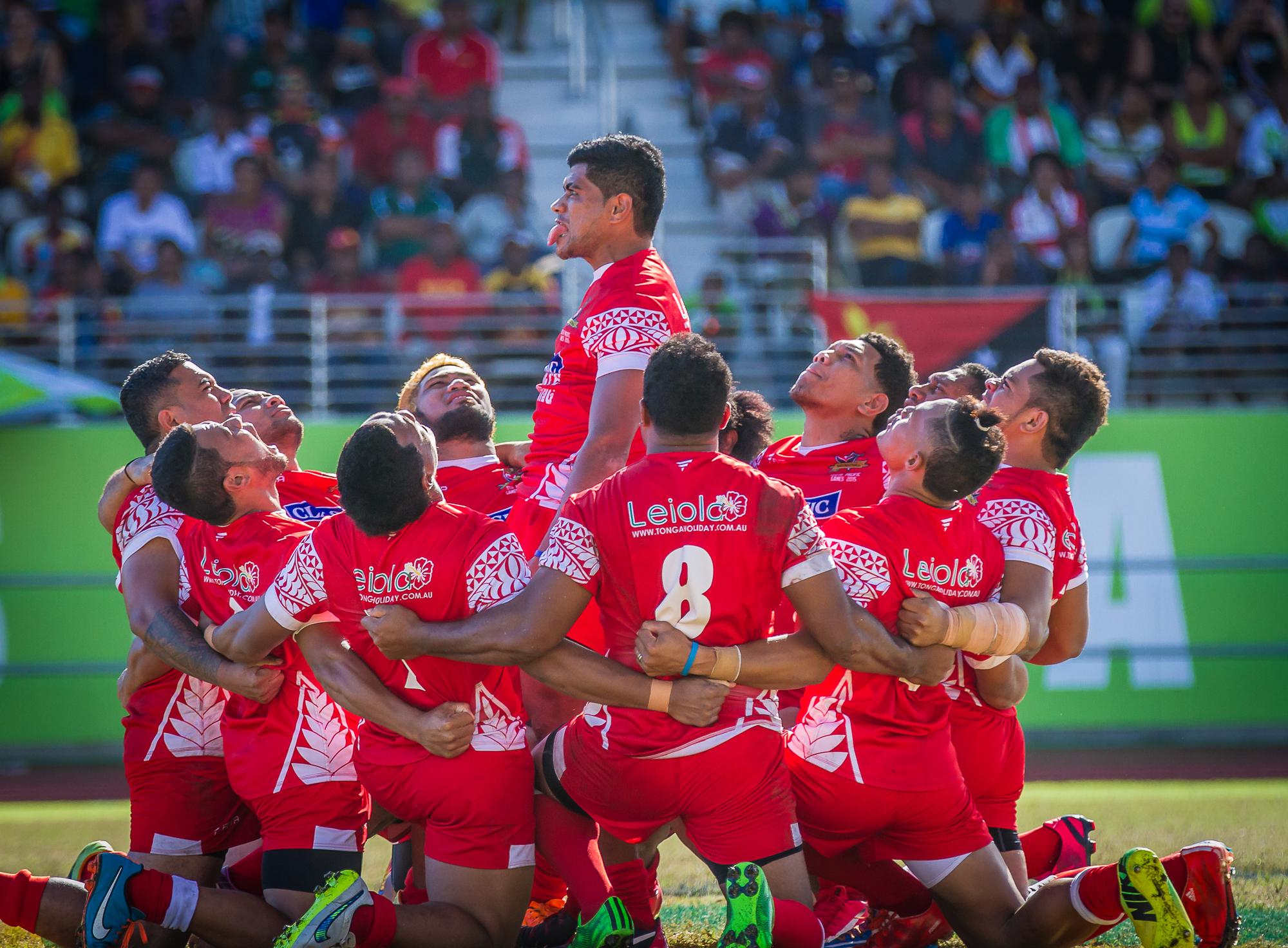 TNRL name Mate Ma'a Tonga Residents team of Ohana Cup