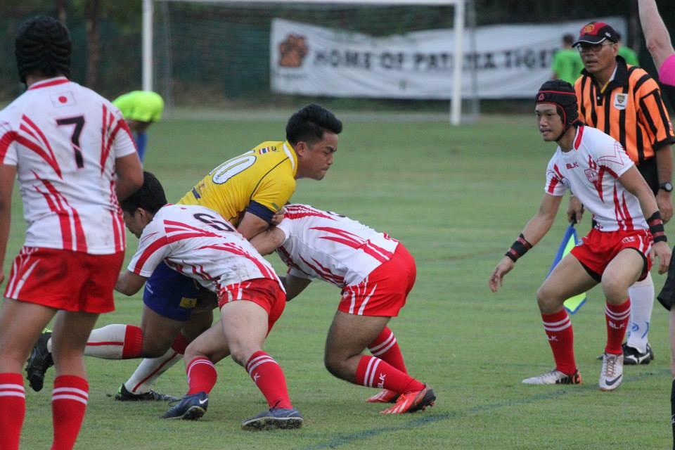 Thailand Stars wins return leg against Japan