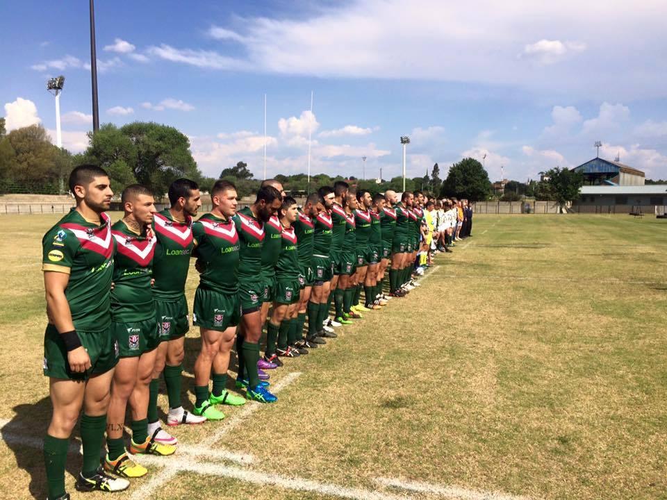 Team Lists for Cook Islands v Lebanon