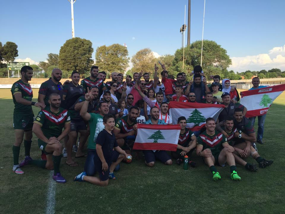 Lebanon qualify for 2017 Rugby League World Cup