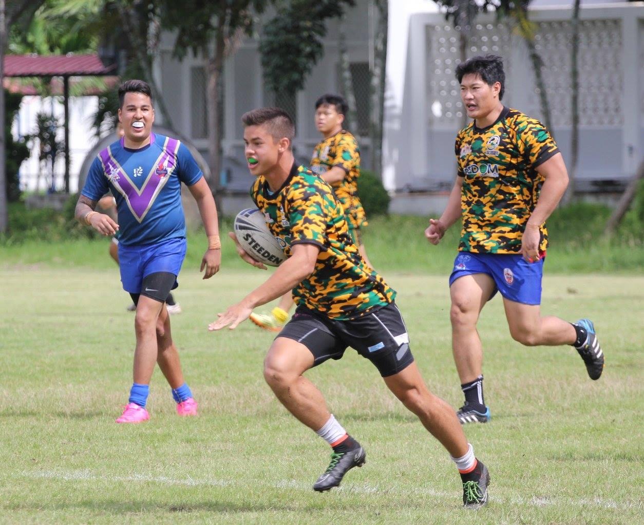 Bangkok Southerners win TRL Nines