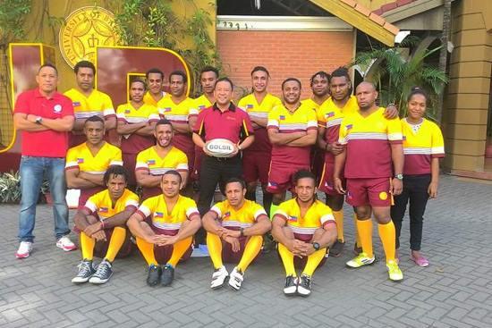 University of Batangas team established