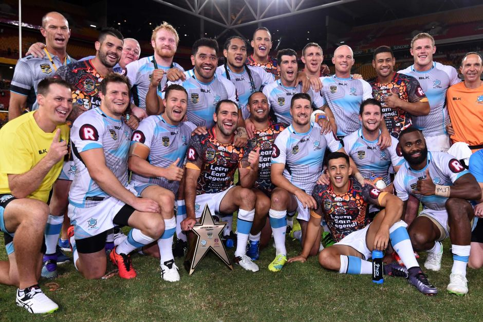 Newcastle to host 2017 NRL All Stars match