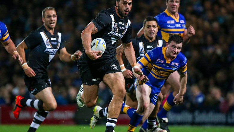 Bromwich named Kiwi player of the year