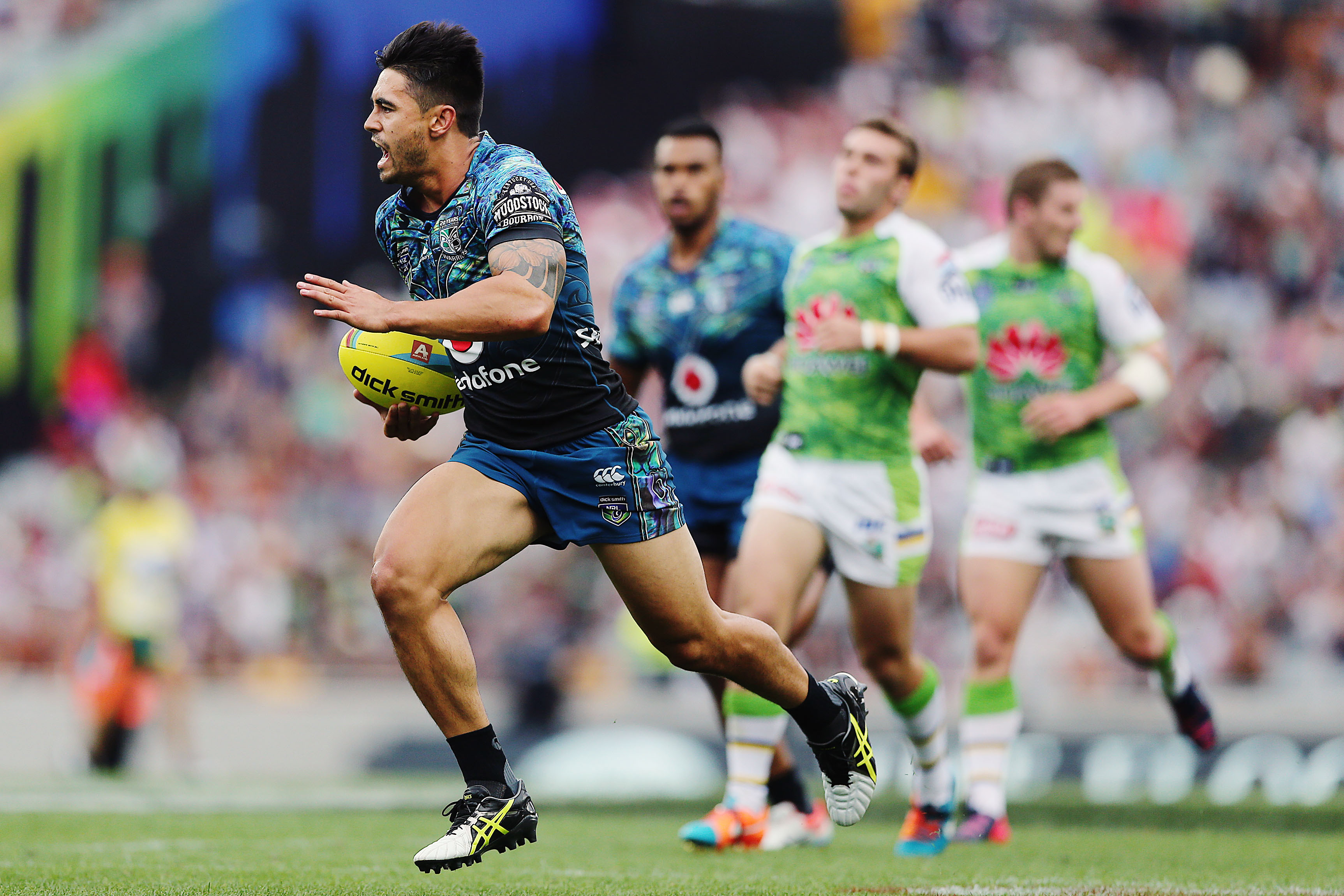 Watch the 2016 NRL Auckland Nines