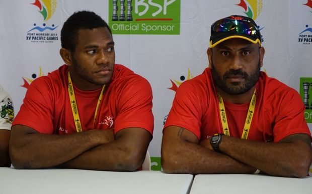 Michael Marum announced as new PNG Kumuls coach