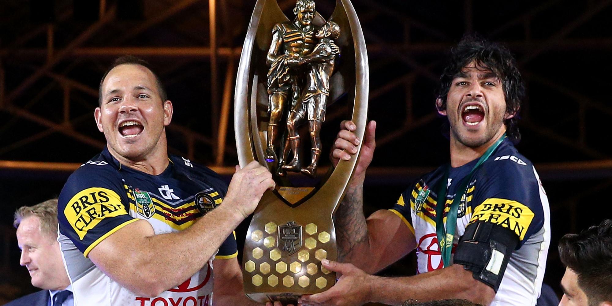 Cowboys name Grand Final winning team for World Club Challenge