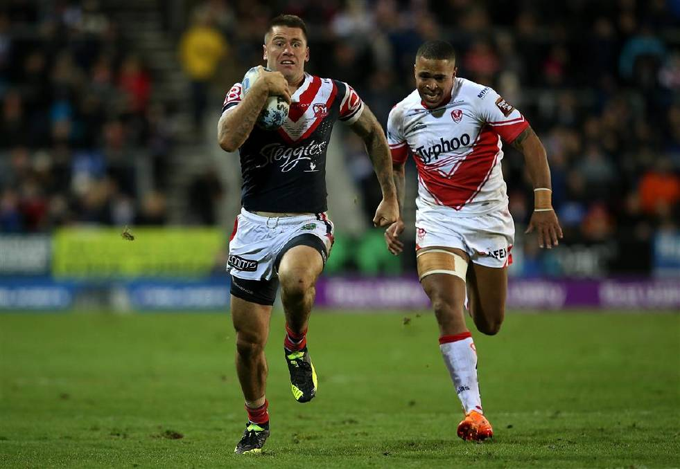 Roosters win opening World Club Series match
