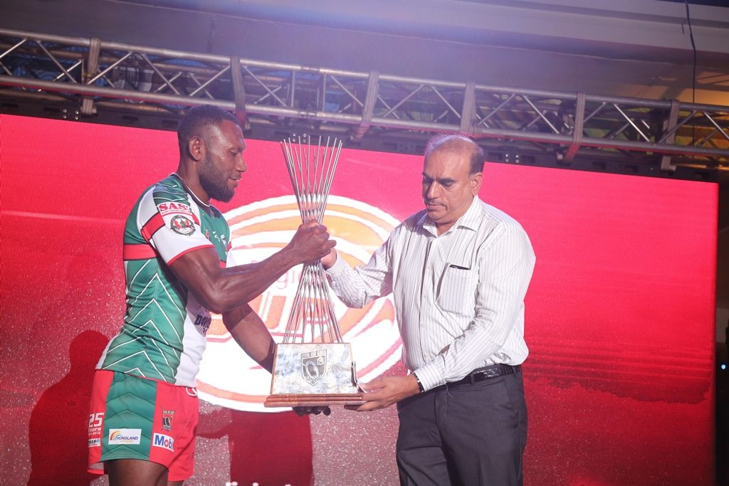 Digicel Cup PNG : Round One Fixtures