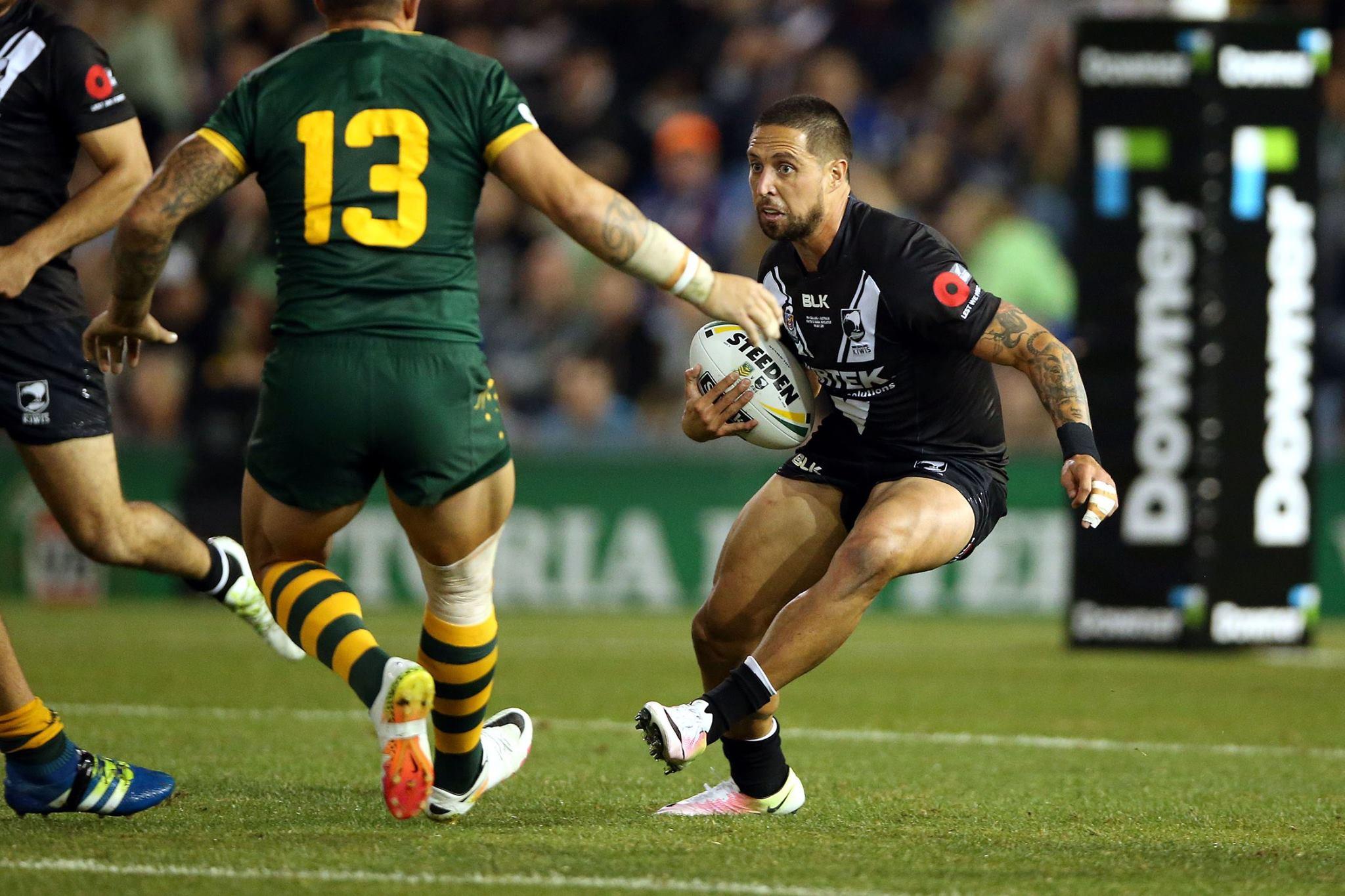 Kangaroos end losing streak against Kiwis