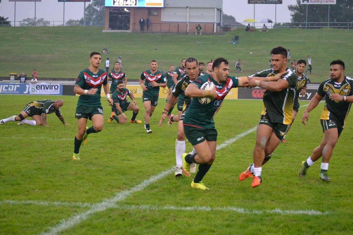 Kukis come from behind to beat Lebanon