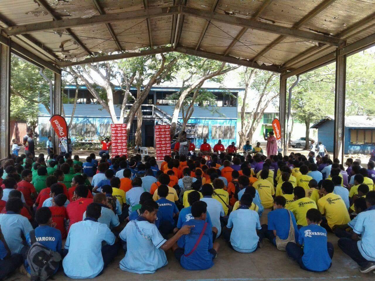 Digicel launches School Rugby League Program