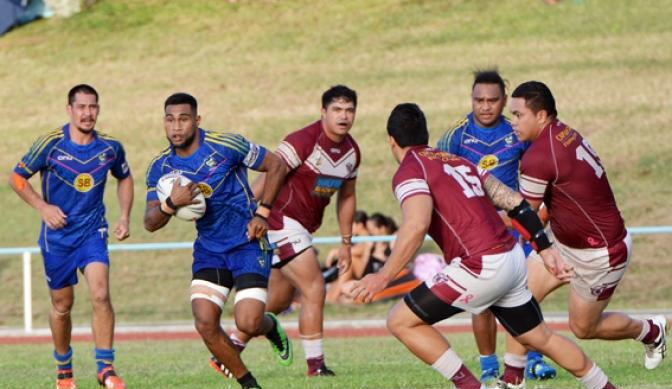 Cook Islands Rugby League Grand Final Day