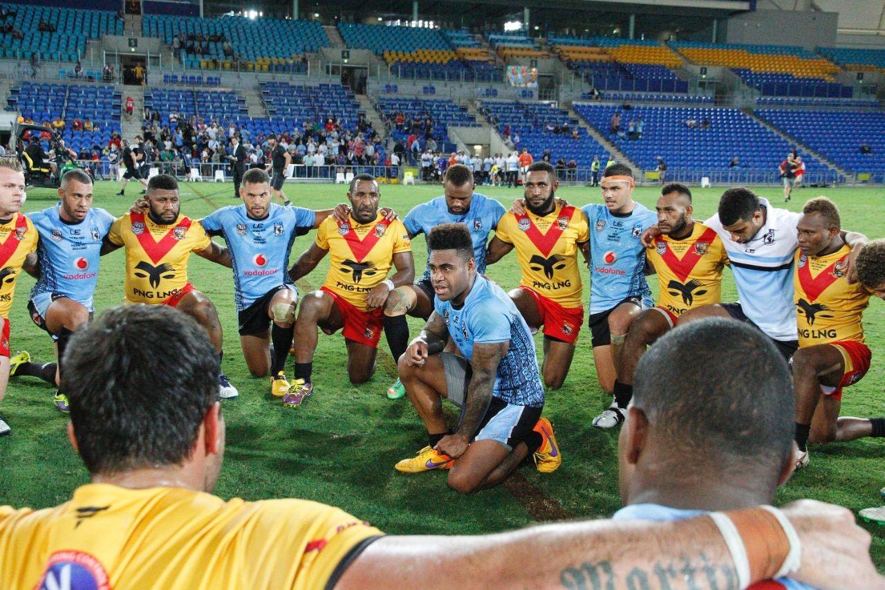 Fiji v Papua New Guinea Match Preview
