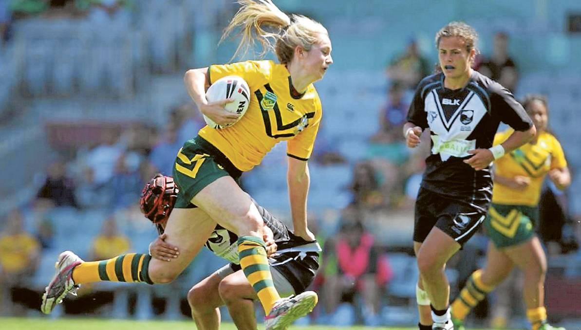 Australian Jillaroos team named