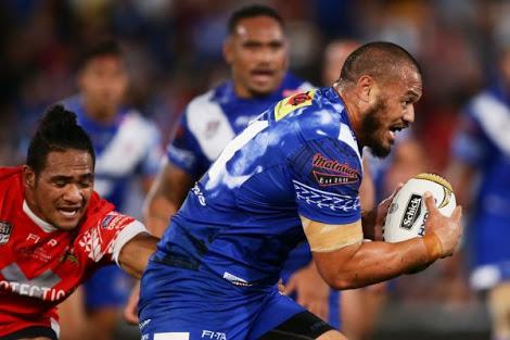 Samoa hold out Tonga to win Polynesian Cup