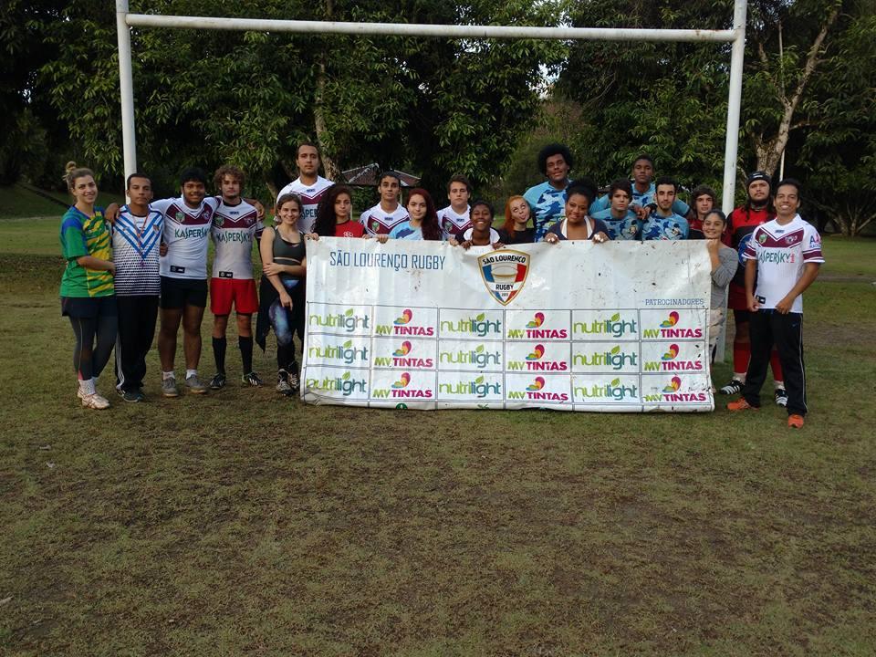 São Lourenço takes up Rugby League