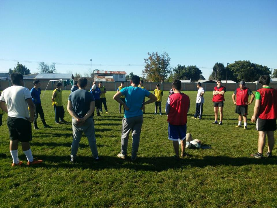 Rugby League continues to make progress in Chile