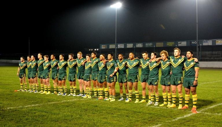 Australian Under 15's Merit Teams announced