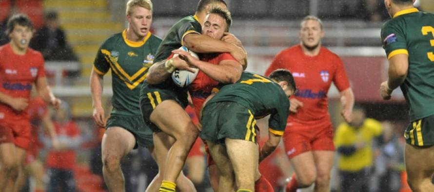 Teams named for Australian Schoolboys v England Academy match