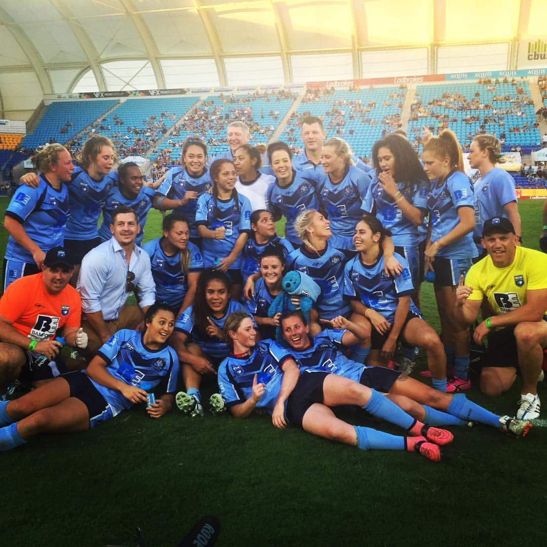 NSW Women defeat Queensland to claim Nellie Doherty Cup