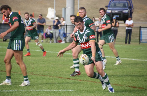 Western Rams to host Italy in Bathurst