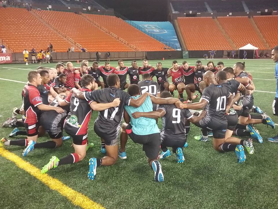 Fiji and Samoa record victories in Ohana Cup