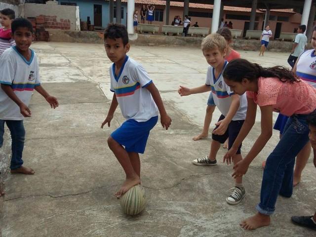 School clinics held in Baixo Guandu