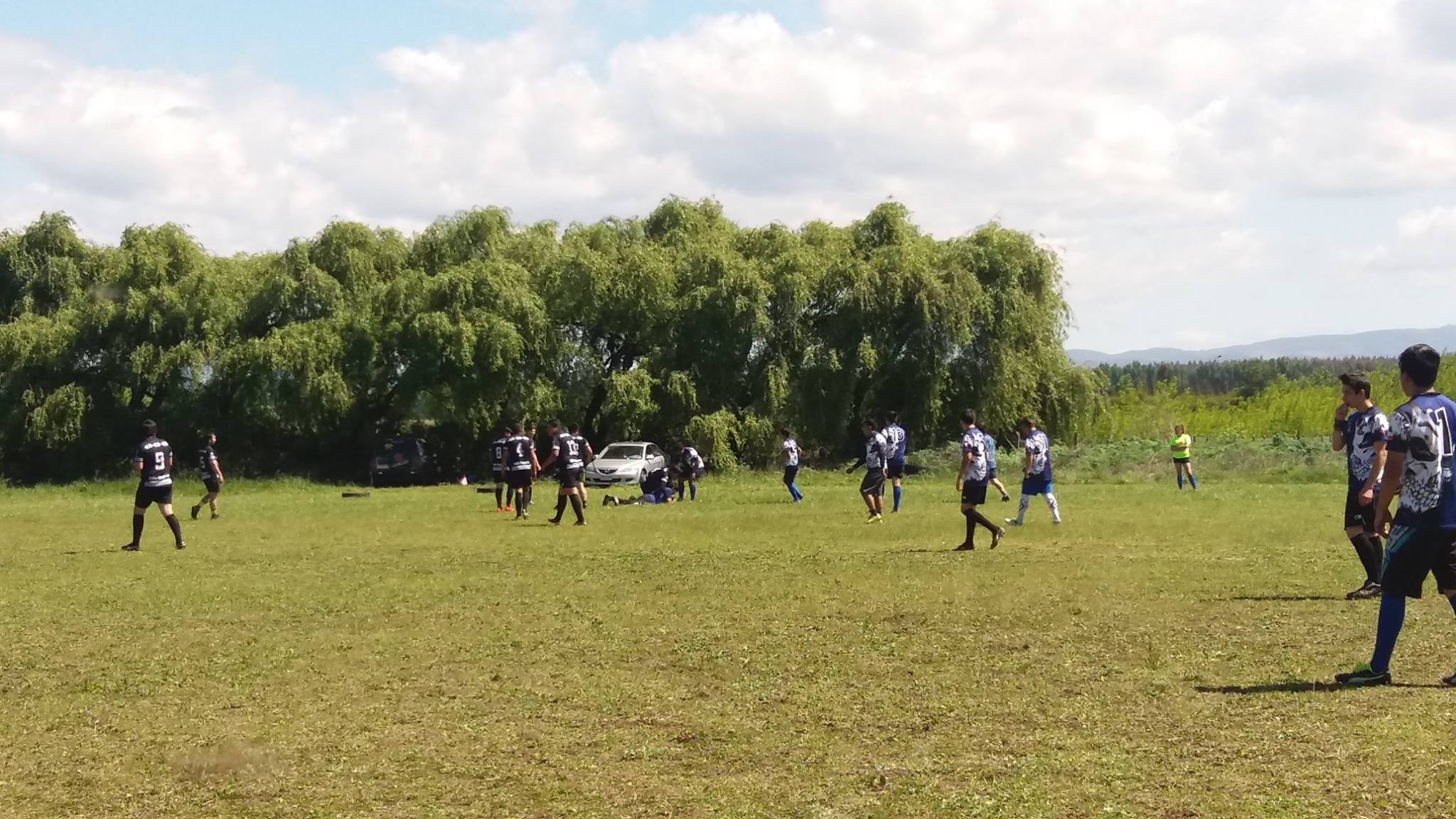 Fùtbol A 13 En Chile launch domestic competition