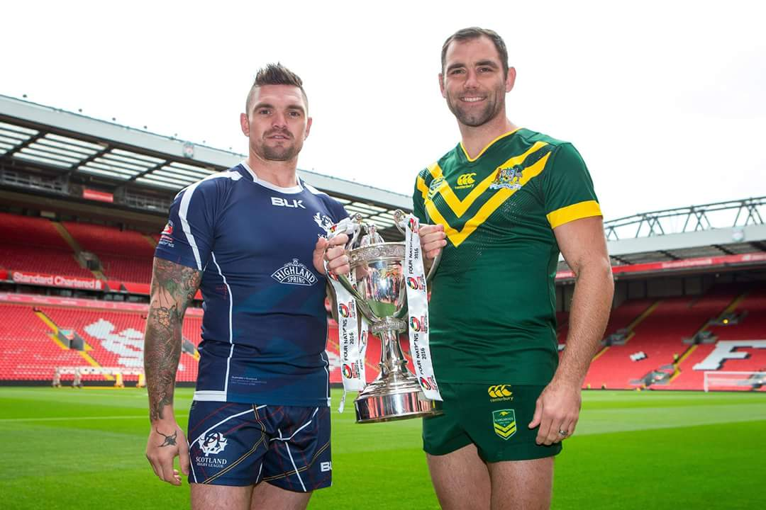 Preview: Australian Kangaroos v Scotland Bravehearts