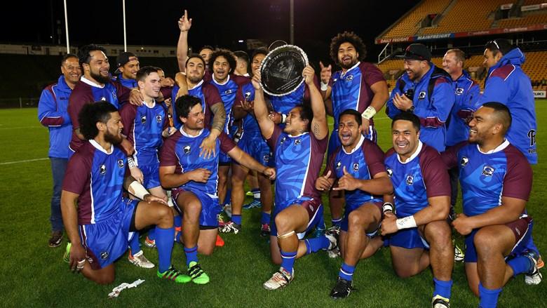 Akarana Falcons win 2016 NZRL National Premiership