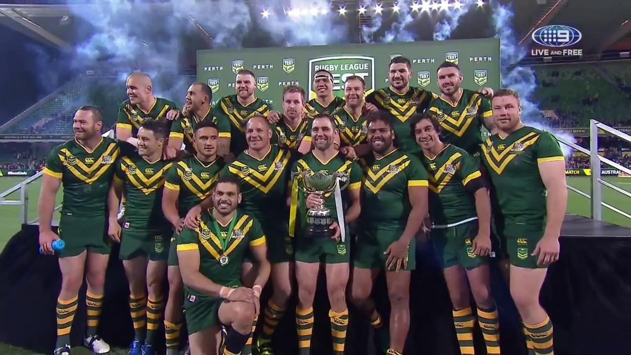 Australia record back to back wins over Kiwis